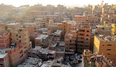 Egitto Il-Cairo-quartiere-periferico
