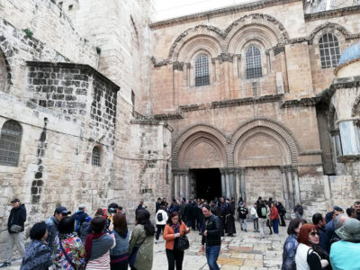 Giaffa Il-Santo-Sepolcro_Gerusalemme