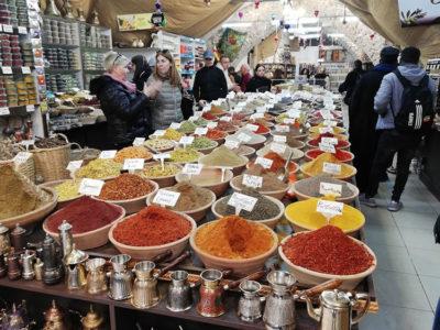 Giaffa Il-mercato-delle-spezie-Gerusalemme