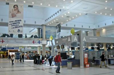 Kutaisi aeroporto-di-Bari
