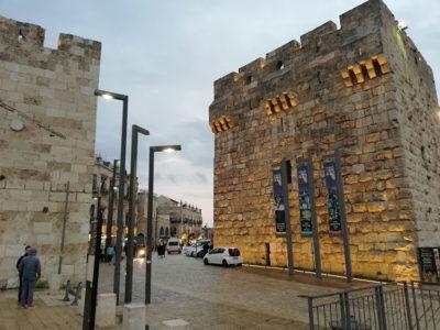 Giaffa La-Porta-di-Jaffa,-Gerusalemme