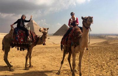 Egitto Le-nostre-due-protagoniste