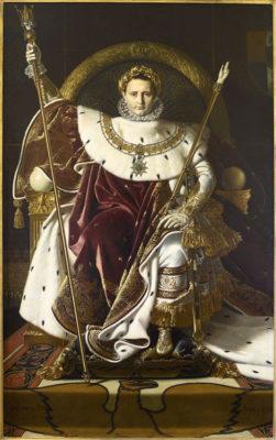 Ingres Napoleone-sul-trono-imperiale