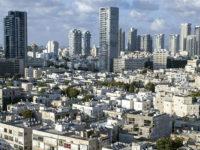 Tel Aviv vista dall'alto