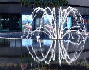 Giochi d'acqua (Photo  ©Dario Bragaglia)