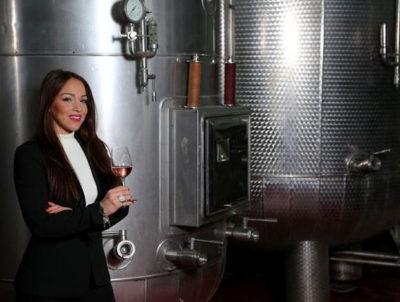 Donne del vino Valentina-Carputo,-delegata-campana-Donne-del-Vino