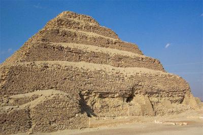 Egitto sito-di-Saqqarah