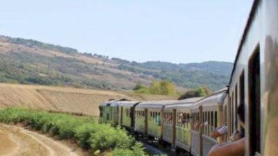 Donne del vino treno-Irpinia