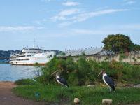 Lago Victoria e la celebre nave Victoria (ph: © D. Penati – Mondointasca.it)