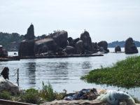 Lago Victoria, le rocce di Bismark Rock (ph: © D. Penati – Mondointasca.it)