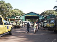 Ingresso al parco Nazionale Ngorongoro (ph: © D. Penati – Mondointasca.it)