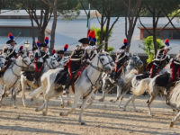 Carosello dei Carabinieri a cavallo