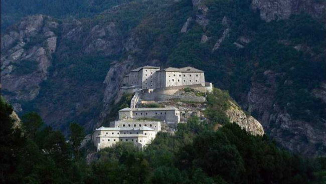 Forte di Bard (foto: Gianfranco Roselli)