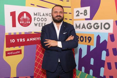 Milano Food Week Federico Gordini