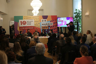 Milano Food Week conf-stampa