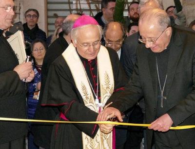 Museo-Diocesano-San Riccardo inaugurazione