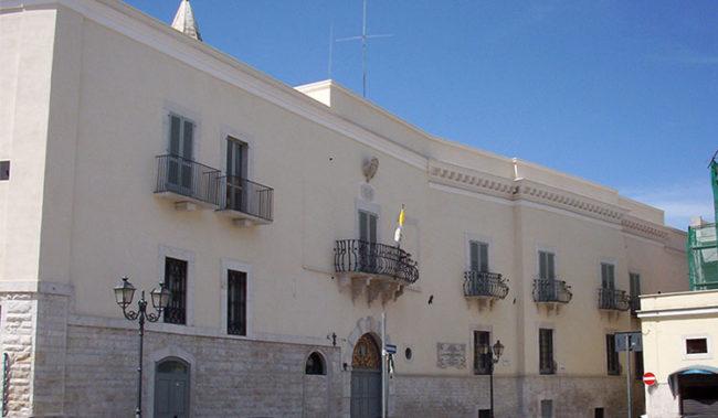 Palazzo vescovile di Andria, sede del Museo San Riccardo