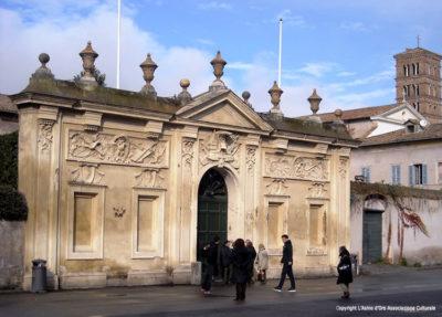 Roseto Comunale Piazza-Cavalieri-di-Malta