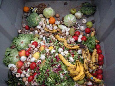 Mangiare green Spreco-alimentare