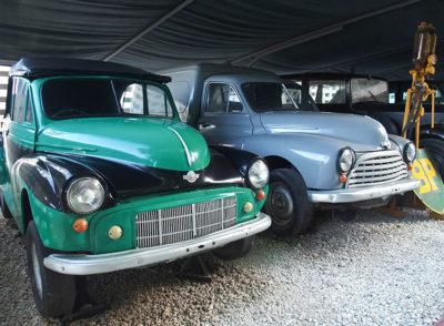 Tanzania Auto d'epoca al Museo di Storia Nazionale (ph: © D. Penati – Mondointasca.it)