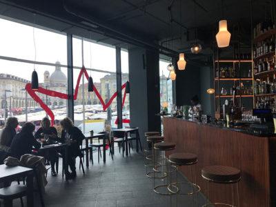 Torino.-Mercato-Centrale La Distilleria di Simone Mari