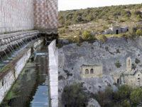 L'Aquila, fontana delle 99 cannelle, e la Murgia materana