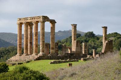 Fluminimaggiore Tempio di Antas
