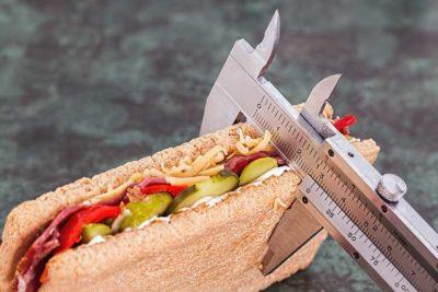 mantenere la linea Attenzione al cibo