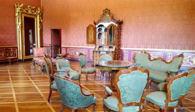 Villa Reale Monza interni (Foto: P. Gamba © Mondointasca.it)