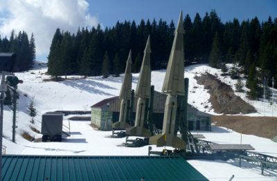 Base Tuono (Passo Coe - Monte Toraro)