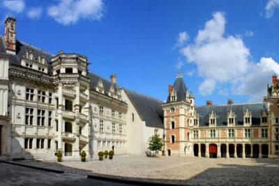 Francia e Leonardo Blois-il-Castello