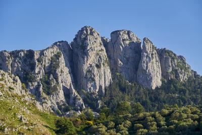 Canolo le Dolomiti del Sud. I Tre Pizzi