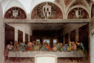Spigolando Cenacolo-Milano