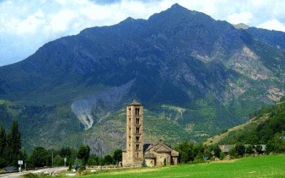 Chiesa-romanica-Vall-de-Boì
