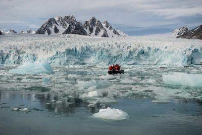 Terra di Francesco Crociera esplorativa nell'Artico