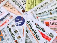 Spigolando tra le pagine del Corriere della Sera e La repubblica
