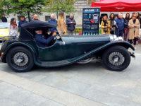 Jaguar SS100 del 1936 (Foto: P. Gamba © Mondointasca.it)