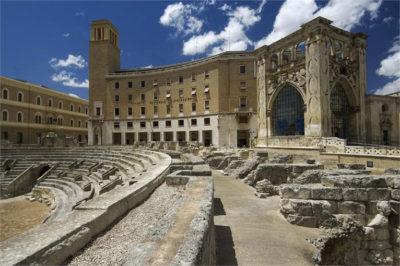 Villaggio Lecce Anfiteatro-romano