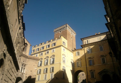 Palazzo del Grillo (foto: © L'Asino d'Oro Associazione Culturale)