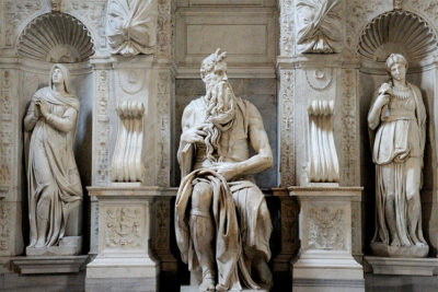 Mosè di Michelangelo