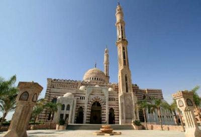 Mar Rosso Moschea-Al-Mustafa-