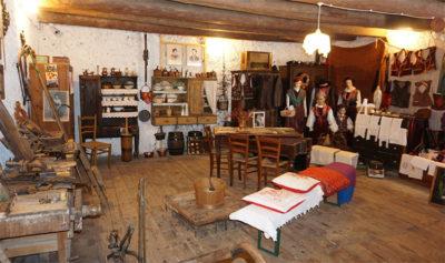 segni sparsi nel rurale Mezzano Museo contadino