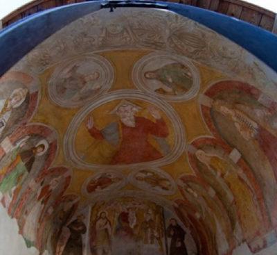 segni sparsi nel rurale Rurale-Mezzano-gli-affreschi