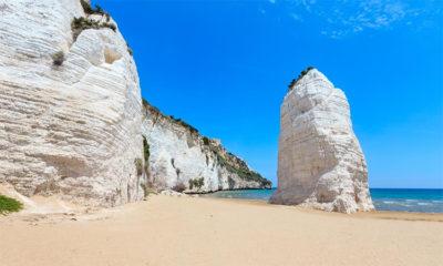 Salento spiaggia di Pescoluse