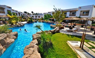 Mar Rosso Sharm-Villaggio Coral-Bay