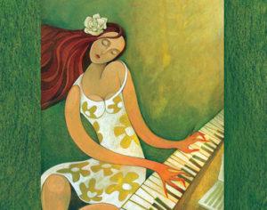 Suzanne, una storia che scorre sulle note musicali