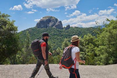 Trekking Natile Vecchio (foto © Emilio Dati – Mondointasca.it)
