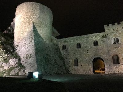 Bovino, Castello Ducale (foto: L. Varalla © Mondointasca.it)