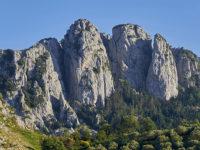 Le Dolomiti del Sud i Tre Pizzi (foto © Emilio Dati Mondointasca.it)
