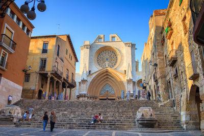 Costa Daurada Catedral-de-Tarragona_Núria-Puentes Agència Catalana de Turisme